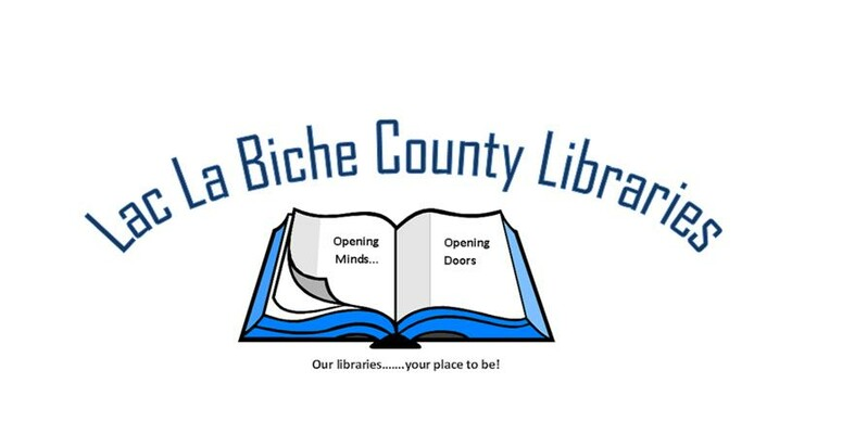 Photo of the Lac La Biche County Libraries logo